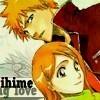 IchiHime - ichigo-and-orihime Icon
