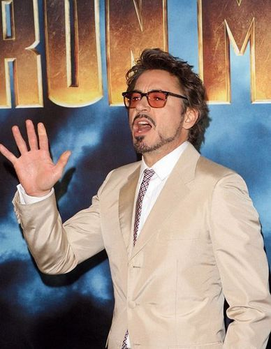 Iron Man 2 Los Angeles photo Call - 23rd April