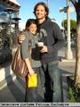 Jared & Gen - jared-padalecki-and-genevieve-cortese photo