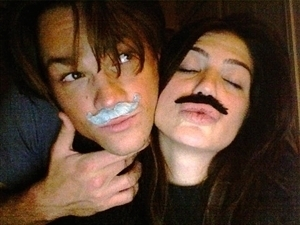 Jared &amp; Gen - jared-padalecki-and-genevieve-cortese Photo