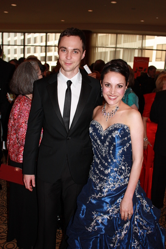 Jim Parsons at 大学 of Houston Alumini Association Awards ディナー 04-23-2010