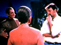 Jonathan Frakes directing DS9 - star-trek-deep-space-nine photo