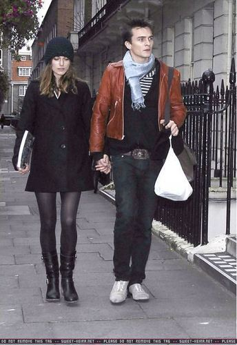 Keira & Rupert