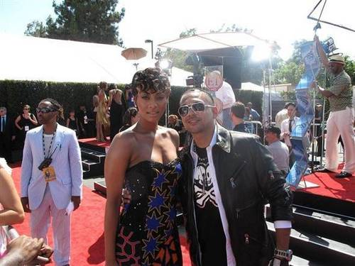 Keri Hilson And Sean Paul