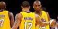 Kobe and team