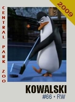 Kowalski's Hockey Card