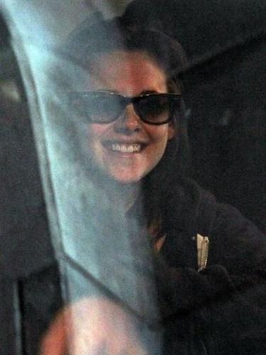 Kristen Stewart SMILES