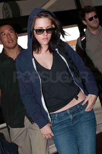 Kristen heading to Vancouver for reshoots