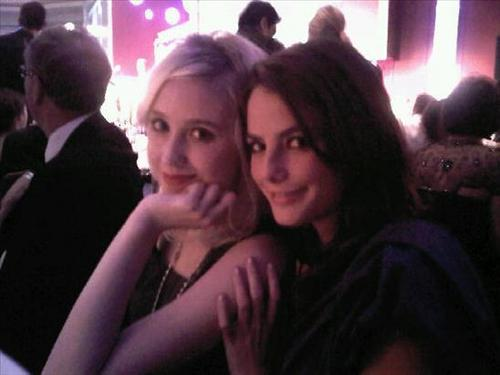 Lilly and Kaya