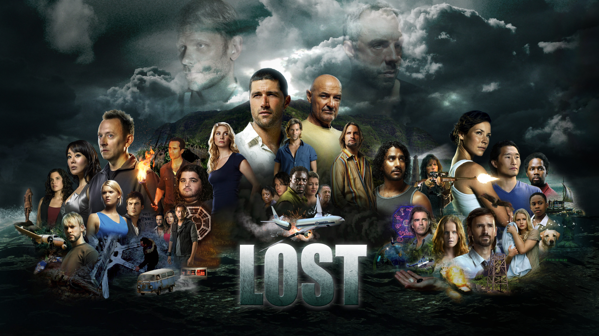 Lost - Lost Wallpaper ...