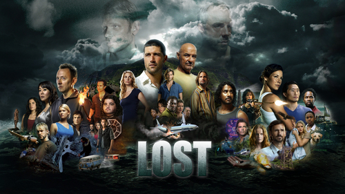 Lost wallpaper titled Lost