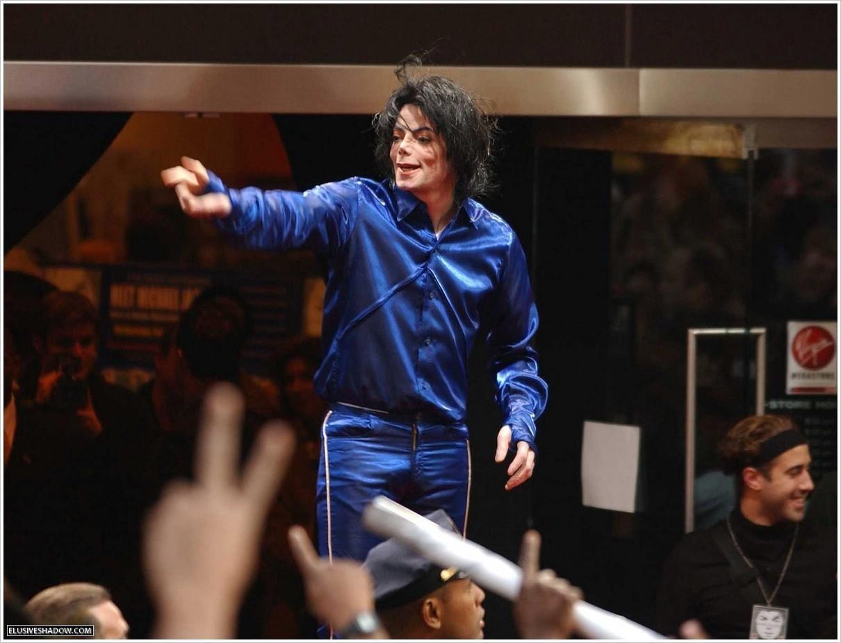 MICHAEL - THE INVINCIBLE!!!