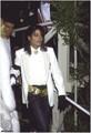 MJ with Madonna - michael-jackson photo