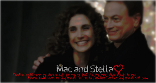 Mac and Stella Forever!