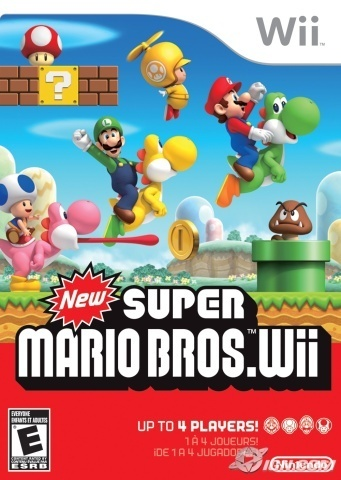 Mario Wii