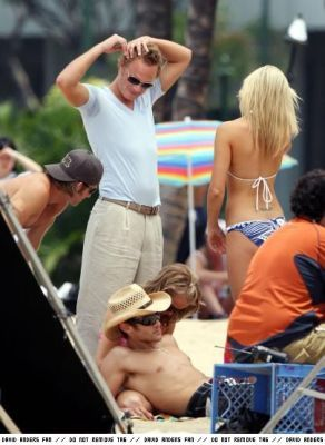 May 17, 2008: On the Set of 'Into the Blue 2'