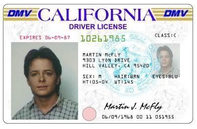 Mcfly's ID