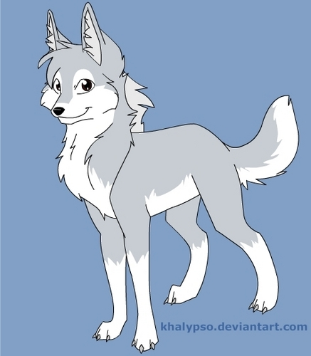 Me as a wolf