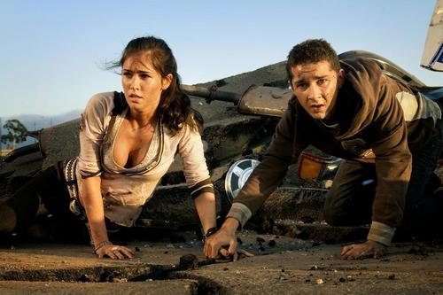 Megan and Shia