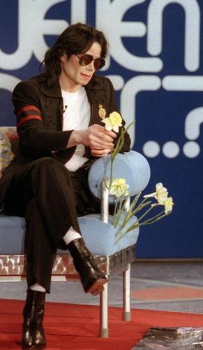 Michael <3 :D We Amore te