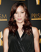 Michaela at the Prism Awards