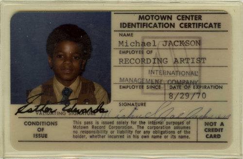 Motown Identification