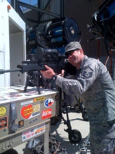 海军罪案调查处 filming 4-23-2010