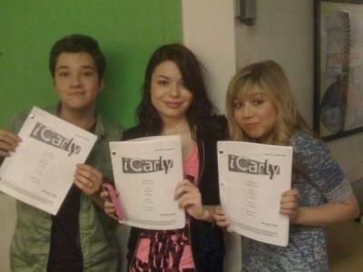 Nathan, Miranda, & Jennette