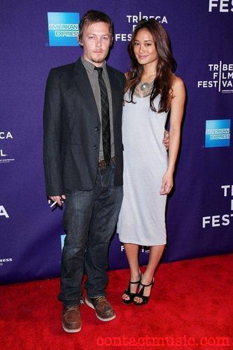Norman Reedus-9th Annual Tribeca Film Festival 4/2010