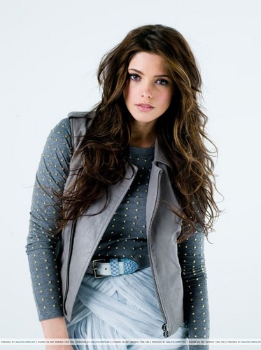 Ashley Greene wallpaper entitled Nylon Outtakes HQ