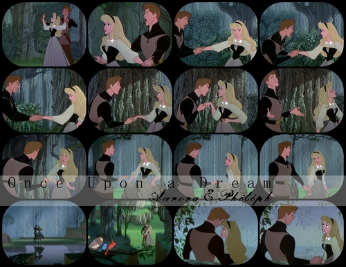 Once Upon a Dream-Aurora&Philiph