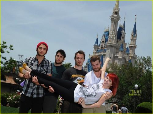 Paramore at Disney World (April 24th)