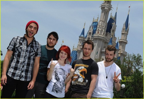 Paramore at Disney World (April 24th)