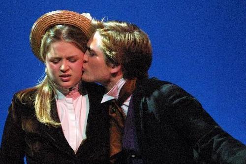 Pics of Robert Pattinson in Tess of the D'Urbervilles