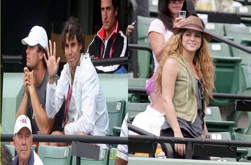 Rafa: ¡Hola Shakira