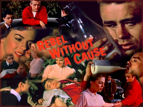 Natalie Wood Hintergrund called Rebel Without a Cause
