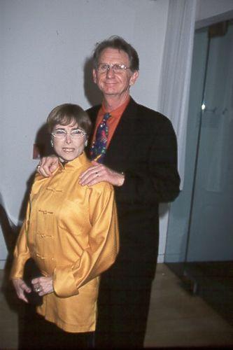 Rene & his wife