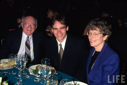 Robert w/ Mom &dad