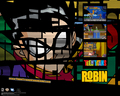 Robin - teen-titans wallpaper