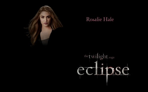 Rosalie Hale - Eclise (fanmade)