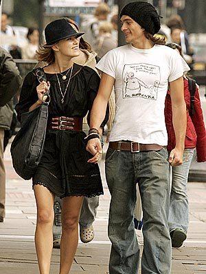 Rupert & Keira