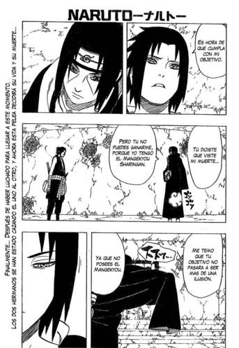 Uchihas wallpaper titled Sasuke vs Itachi