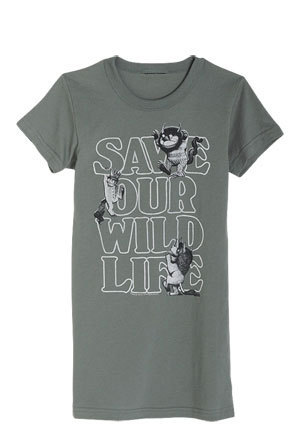 Save Our Wild Life Tee