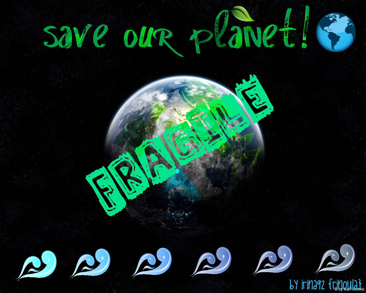 Keep Earth Green images Save our planet! HD wallpaper and ...
