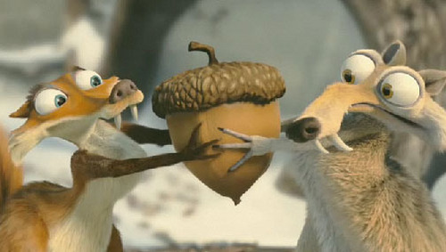 Scrat girlfriend