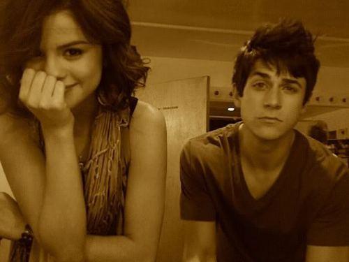 Selena & David Rare