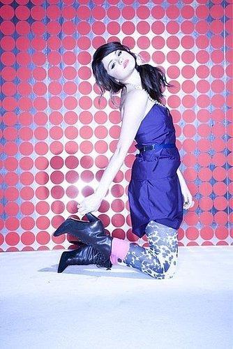 Selena Gomez & The Scene Promo Pic