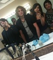 Selena and FTSK!! - selena-gomez-and-the-scene photo