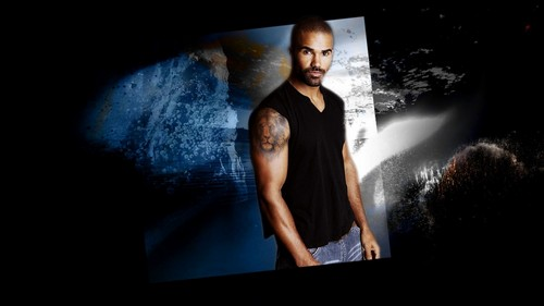Shemar - criminal-minds Wallpaper