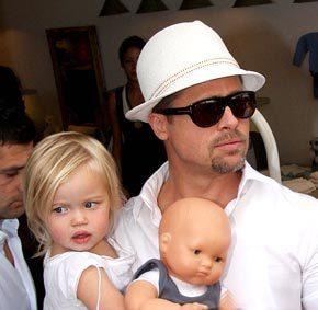 Shiloh Brad Pitt